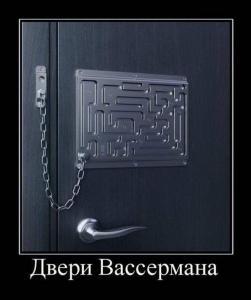 Дверь Вассермана
