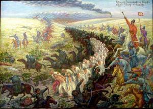 Пример дружбы крымских татар с белорусами и украинцами