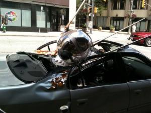 Спутник и бомба