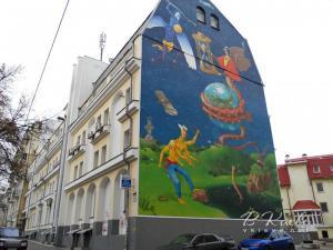 Перемога киевская настенная