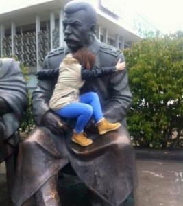 Дедушка Сталин