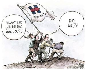 СМИ и выборы Хиллари Клинтон