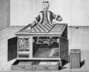 Шахматный автомат Кемпелена