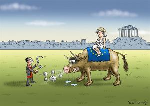 Греция восстала и провозгласила свою свободу
