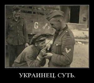 Суть украинства