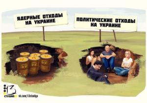 Свалка токсичных отходов