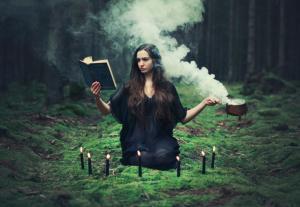 Словарь настоящей ведьмы