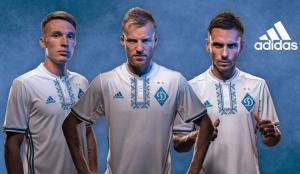 Футболисты киевского «Динамо»